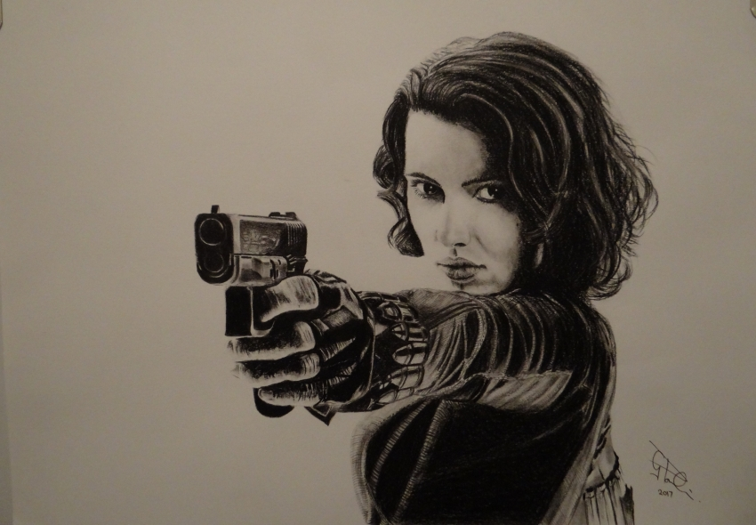 Scarlett Johansson by GP1805